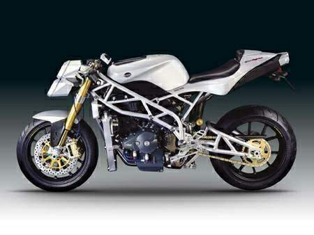 2005 Mondial RZ Nuda Fighter technical specifications